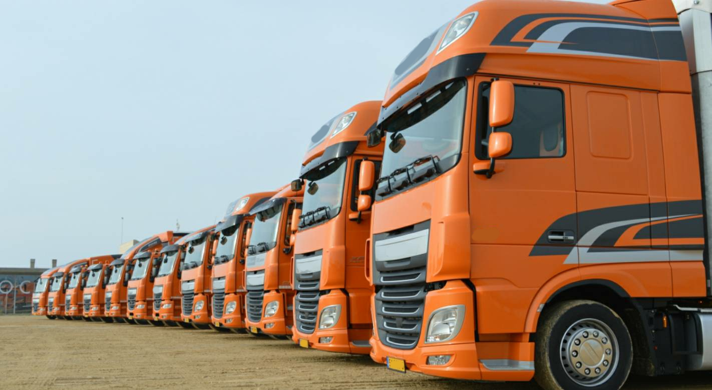 Heavy Trucks - Sales and Marketing of heavy trucks and trailers